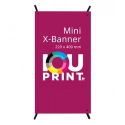 Mini X-Banner